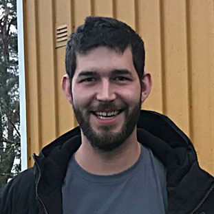 Portrait of Emanuel Bengtsson