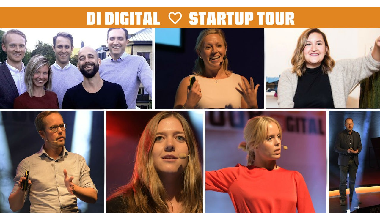 Di digital - Startup tour